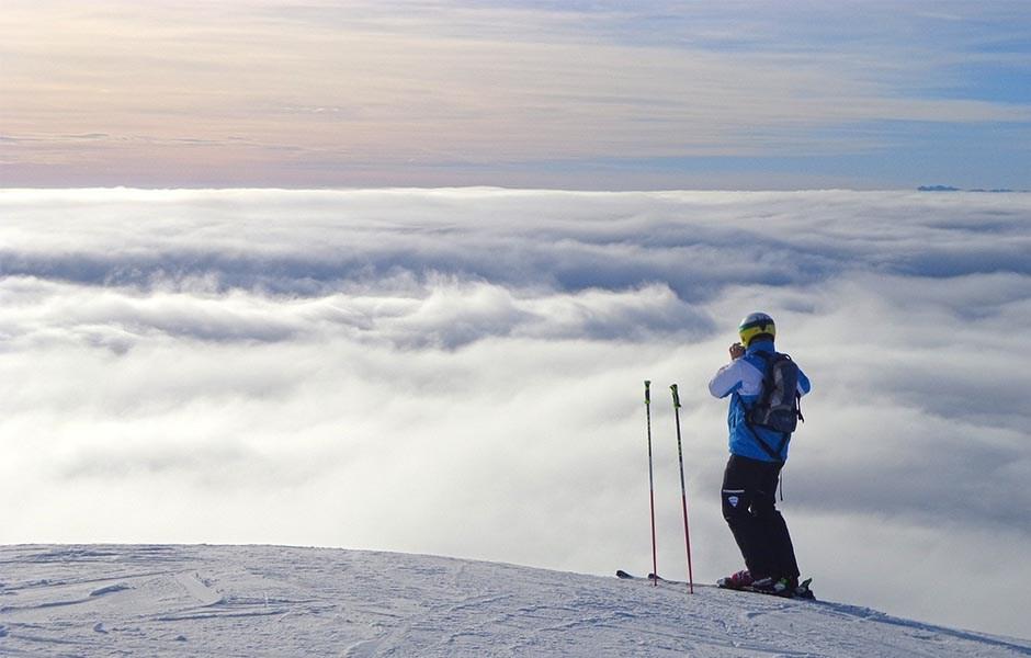 ski test tour méribel 2017