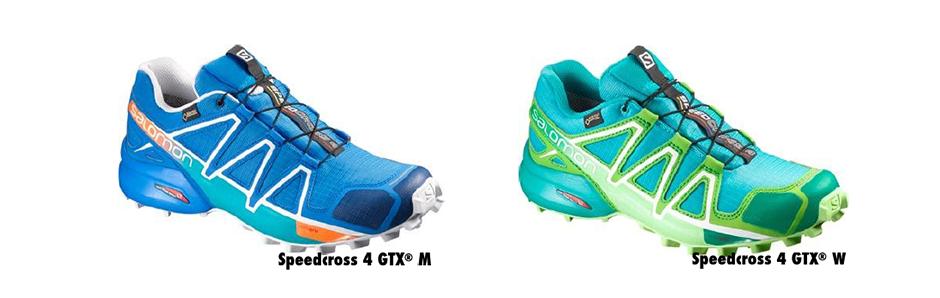 Speedcross 4 GTX 2018