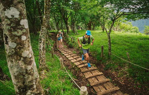 Traileur columbia montagne