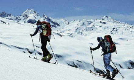 Le ski de randonnée nordique