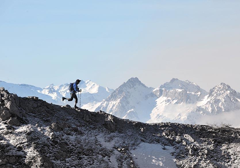 Le Fast-Hiking, qu'est ce que c'est ?