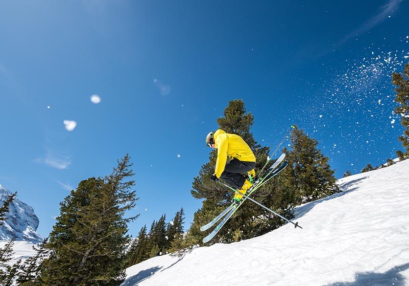 Freeride : Bien choisir ses skis