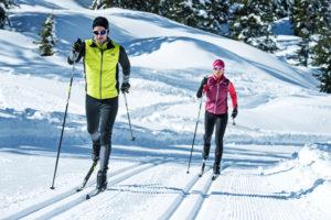 ski fond classique