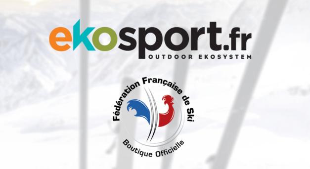 Ekosport devient Boutique Officielle de la FFS