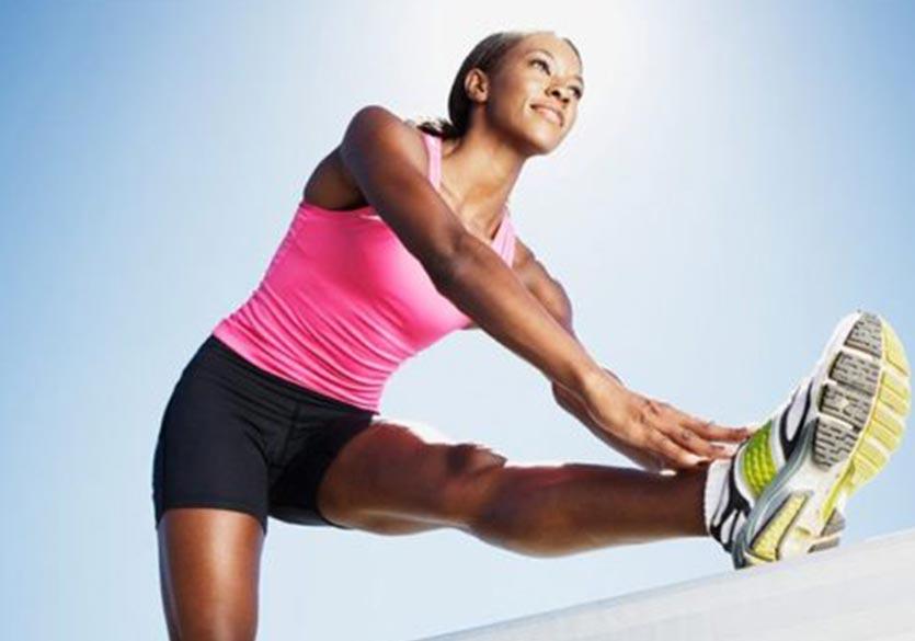 L'importance des étirements après la course à pied