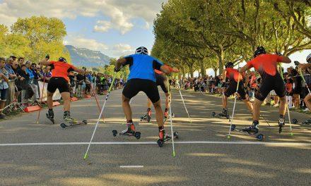 Evénement biathlon : Aix Ski Invitational
