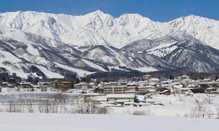 Freeride World Qualifer : Une étape au Japon !
