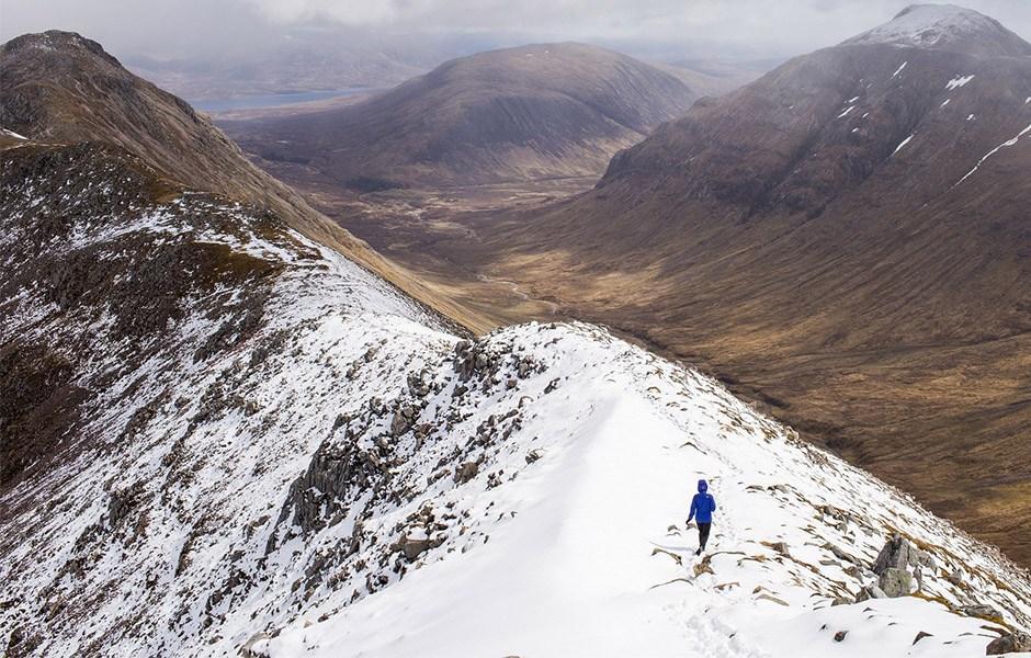 Le relais des Dahus : parcours trail et ski de randonnée