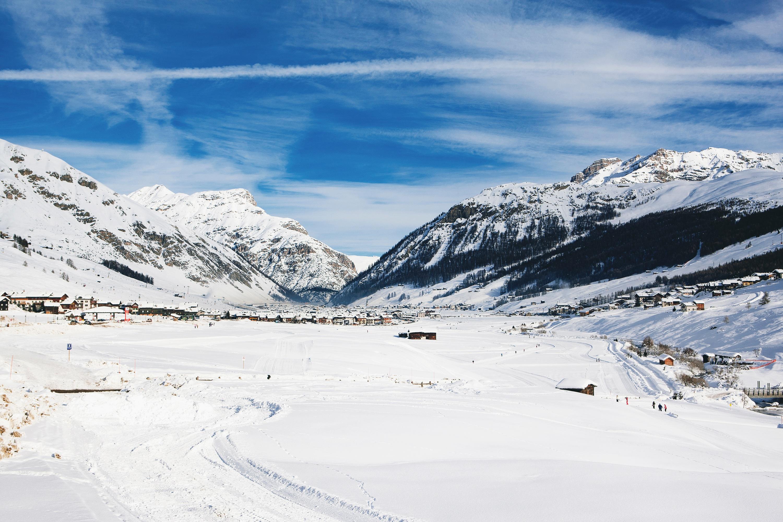 village de montagne