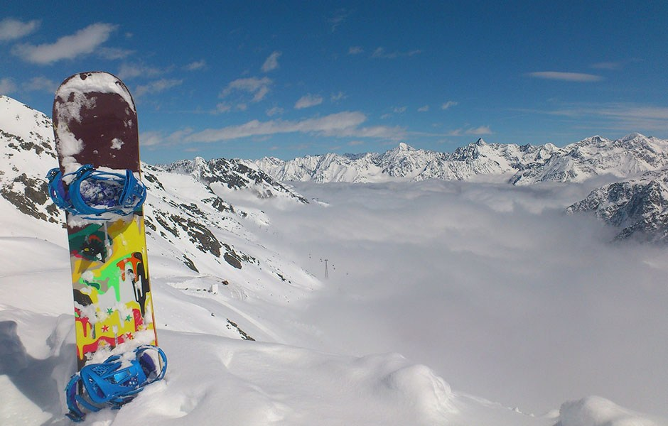 Cours de Snowboard gratuit pendant les vacances