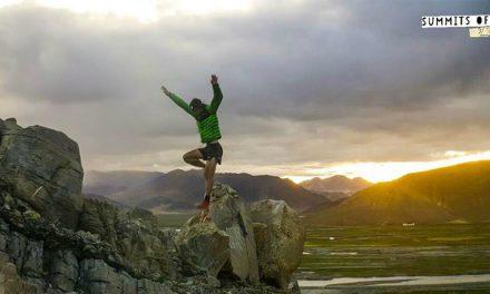 Kilian Jornet : à l'assaut de l'Everest