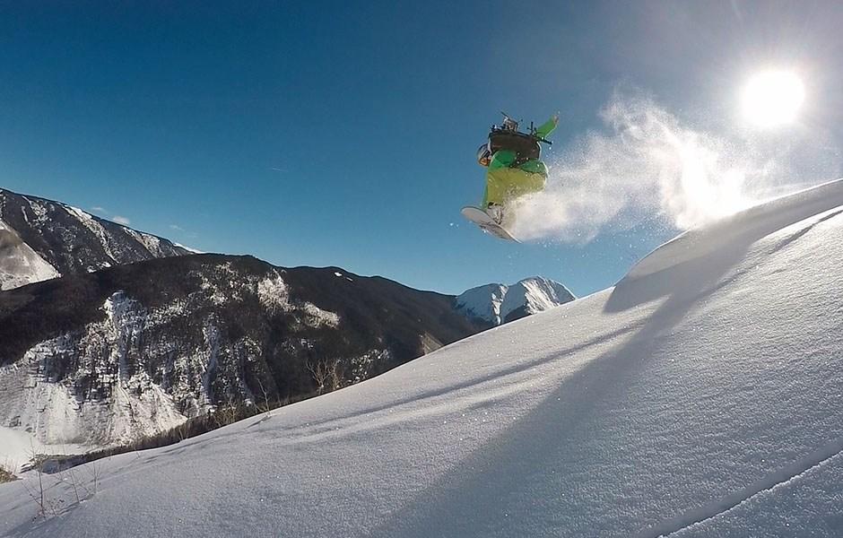 REVIVAL CUP : COUPE DE FRANCE DE SNOWBOARD
