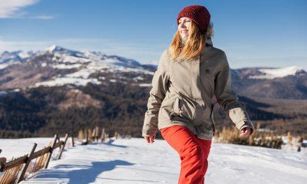 Marion Haerty : la snowboardeuse intègre le team Ekosport