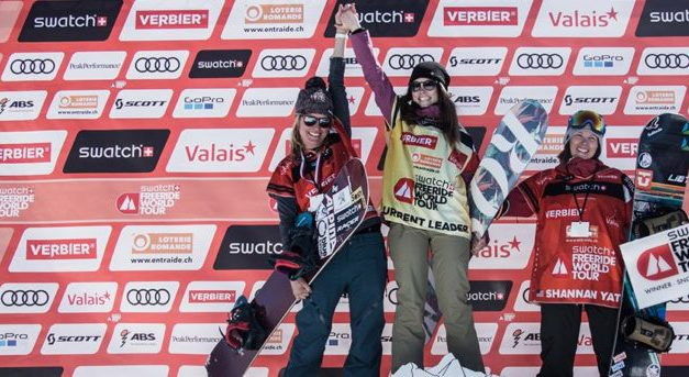 Marion Haerty remporte le Freeride World Tour 2017