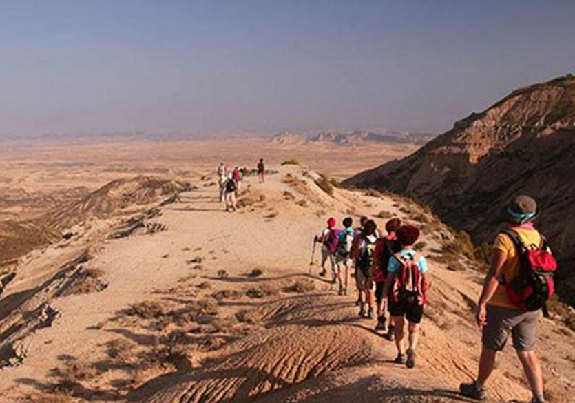 Le-désert-de-Bardenas-Reales