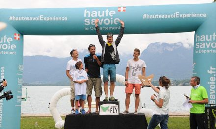 La Bornes To Fly en Haute Savoie
