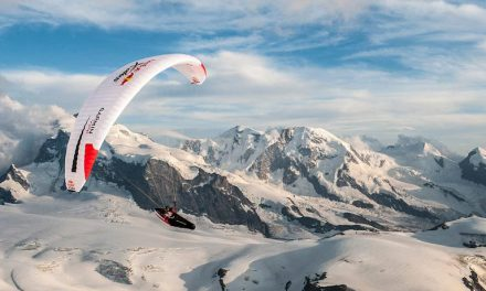 Le Red Bull X-Alps 2017