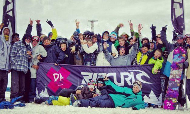 Le Dacamp Freestyle aux 2 Alpes