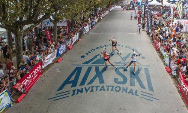 Événement Biathlon : Aix Ski Invitational 2017