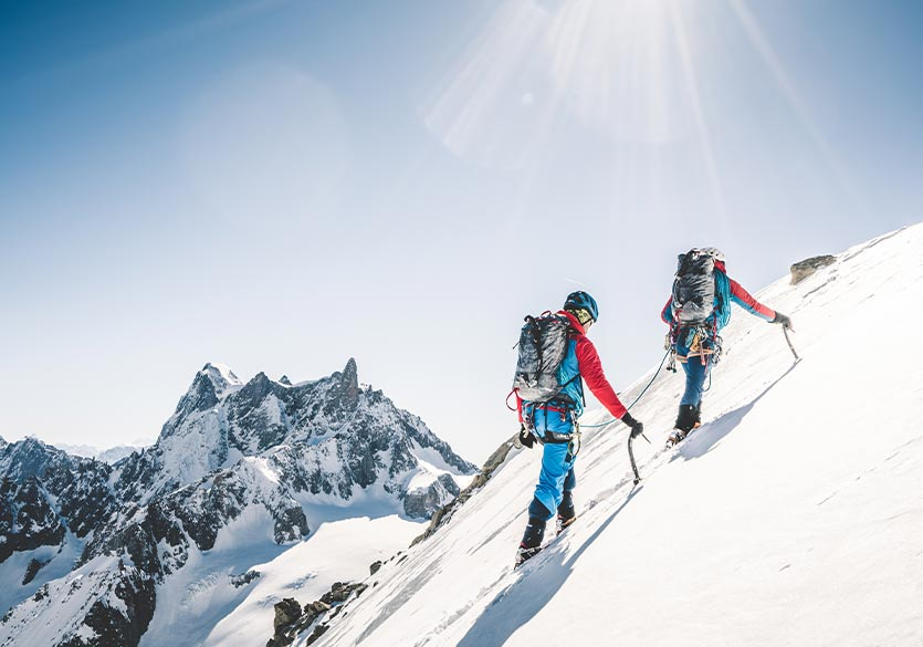 La nouvelle collection mountain ski de Millet