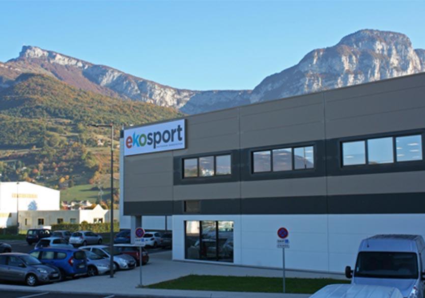 Inauguration Siège social Ekosport