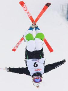Canada ski freestyle Columbia