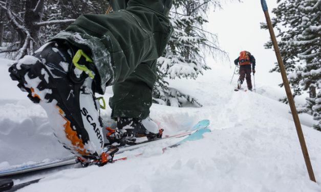 Scarpa – Maestrale RS, la chaussure de ski ultime !