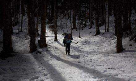 Rando hivernale dans le Jura – Yann Gobert