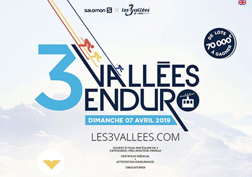 Les 3 Vallées Enduro 2019 par Ekosport