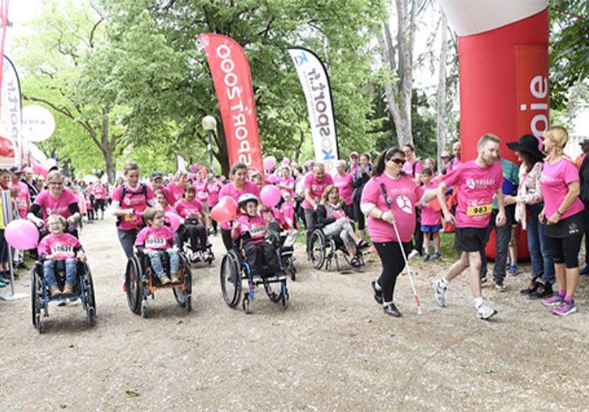 Odyssea Chambéry, venez courir contre le cancer du sein