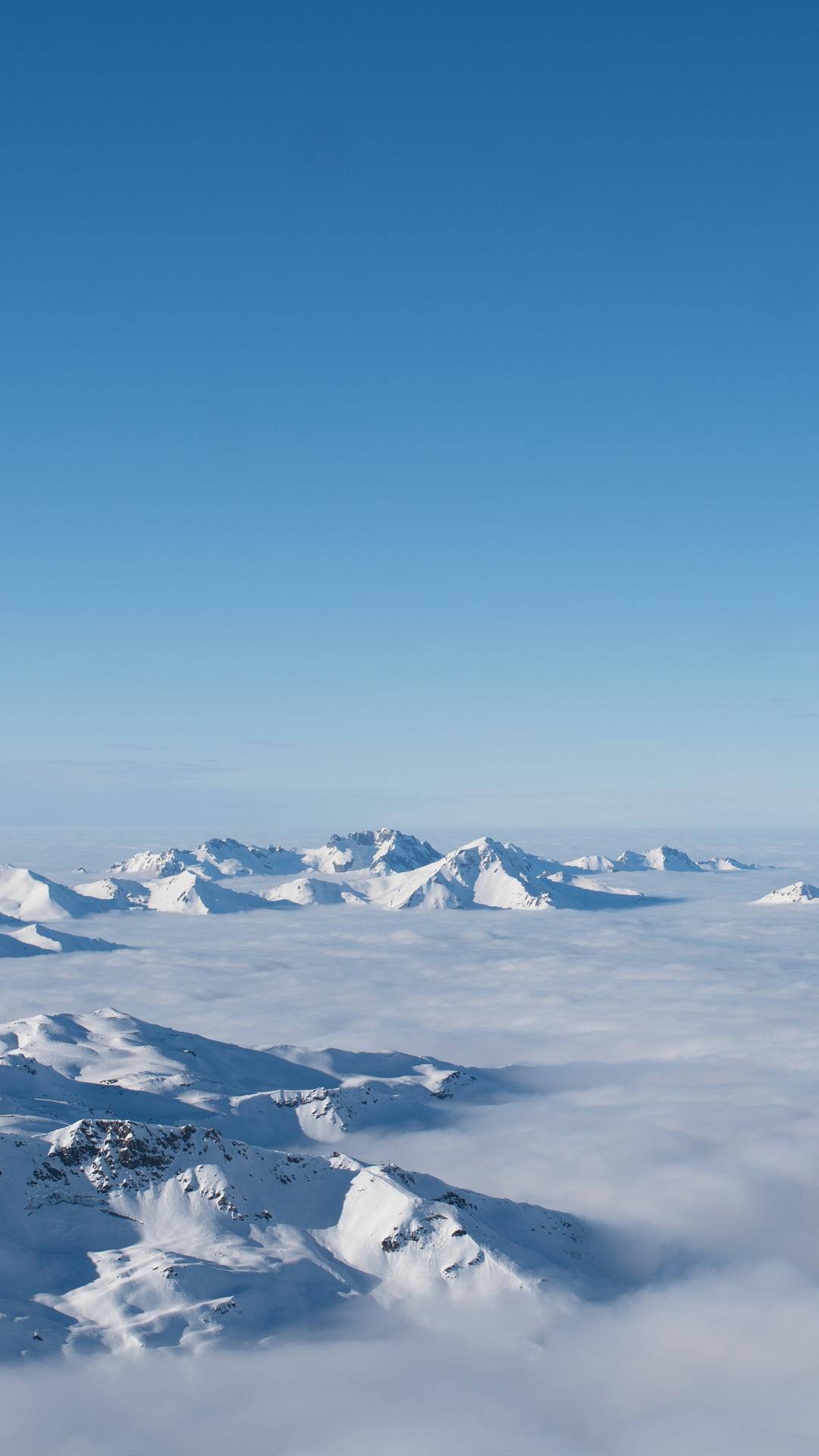 Mer nuage Cime Caron - T.Loubere OT Val Thorens - 4