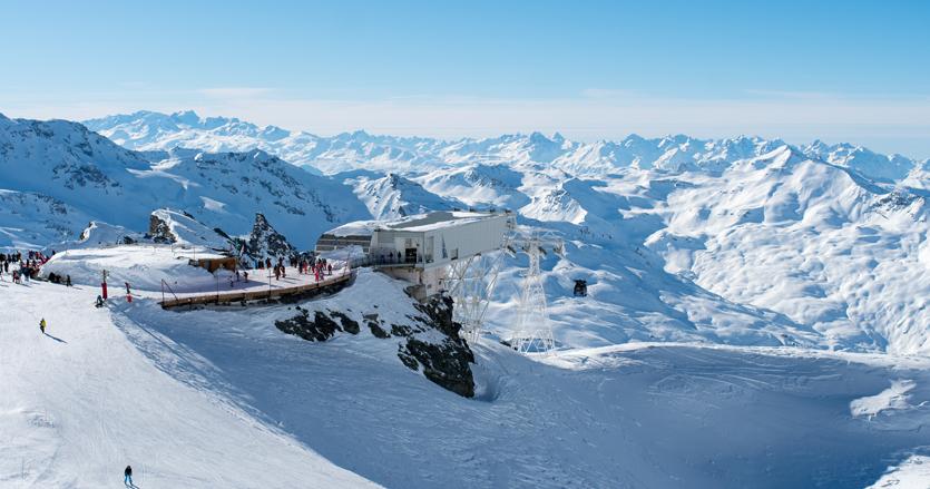 Shooting Glacier - T.Loubere OT Val Thorens - 3