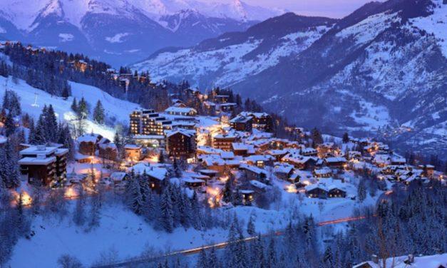 Le domaine skiable des 3 vallées