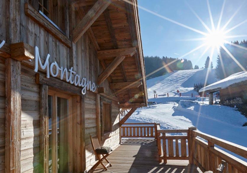 Skier aux Gets