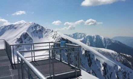 Skier à Isola 2000