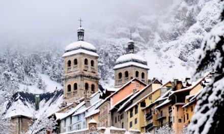 Skier à Serre Chevalier