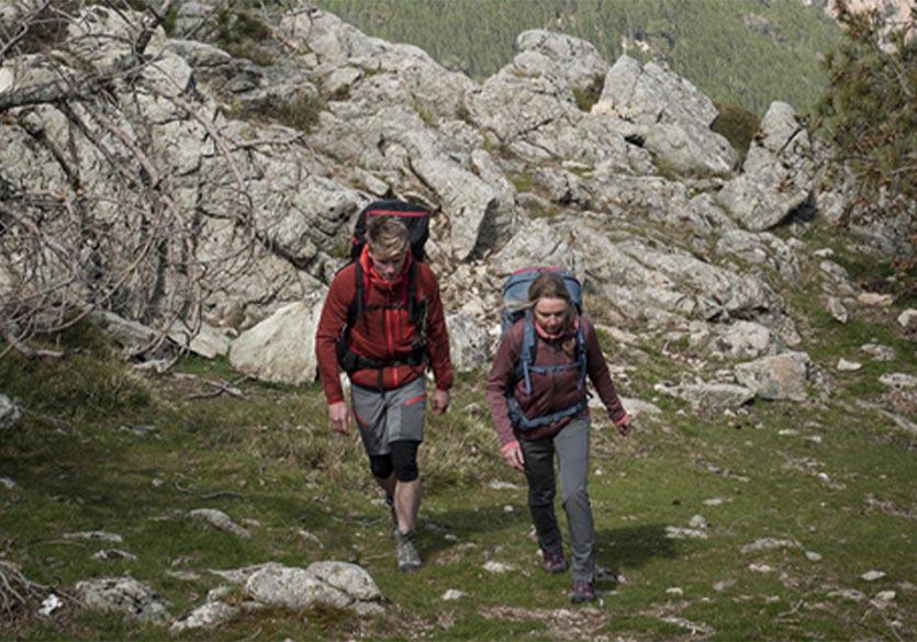 Millet High Route GTX : une chaussure de randonnée légère et polyvalente