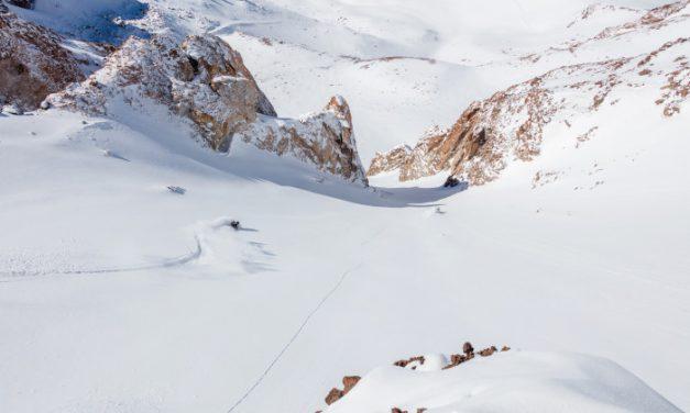 Partir skier au Chili