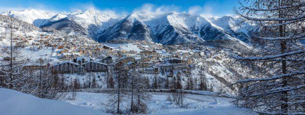 Skier à Auron