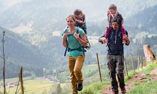 Comment choisir son porte-bébé pour la randonnée ?
