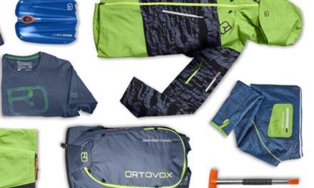 Ortovox : les meilleurs produits de la collection 2018/2019