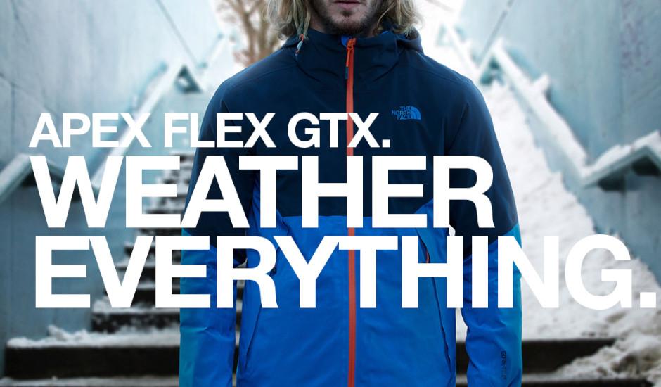 Apex Flex Slogan Ville