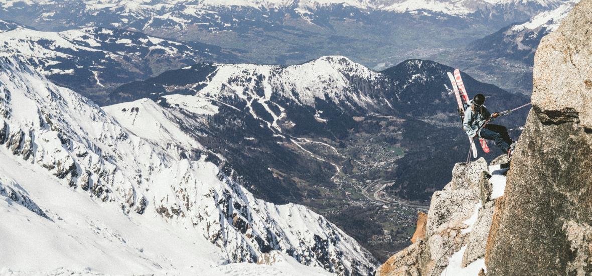Casque OBEX SPIN Test Kajsa Larsson Alpinisme