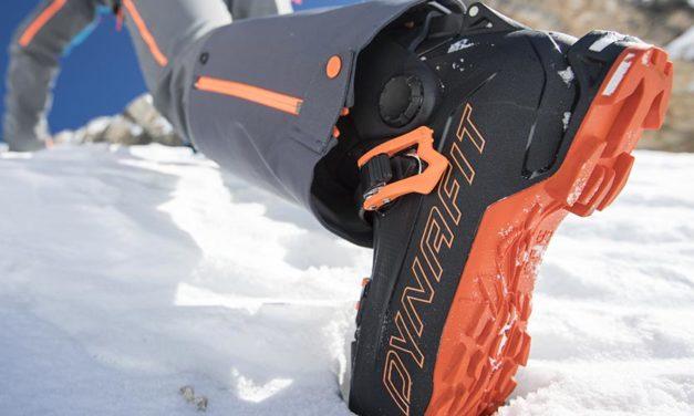 Les chaussures de randonnée à ski Dynafit Hoji Pro Tour
