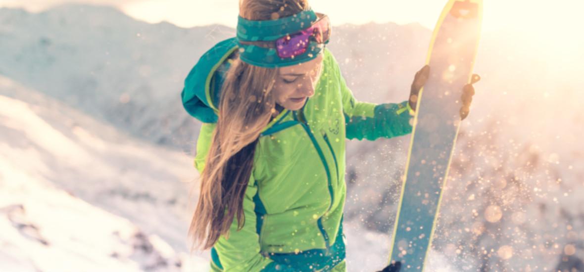 Dynafit Speedfit Test Veste Ski Femme