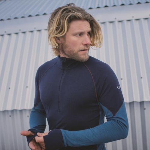Icebreaker 260 Bodyfit Tech Homme