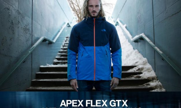 Apex Flex : la collection de vestes de haute performance