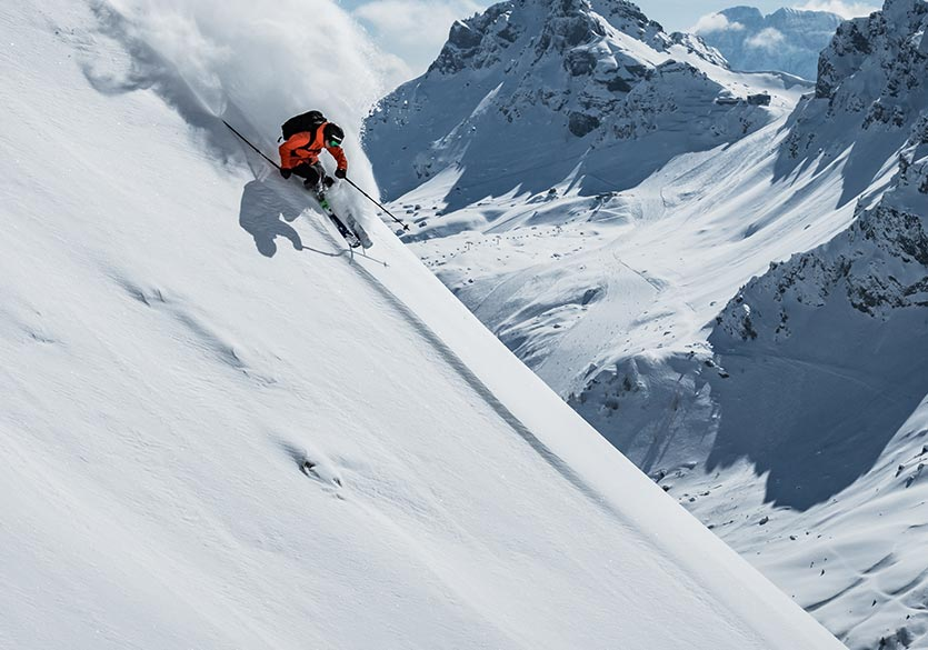 Movement : les skis All Mountain ICON 95