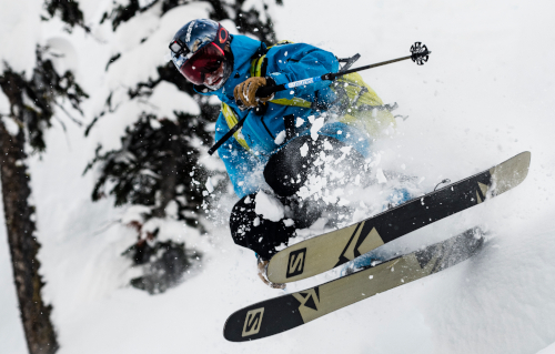 La nouvelle collection Freeride de Salomon 2018/2019