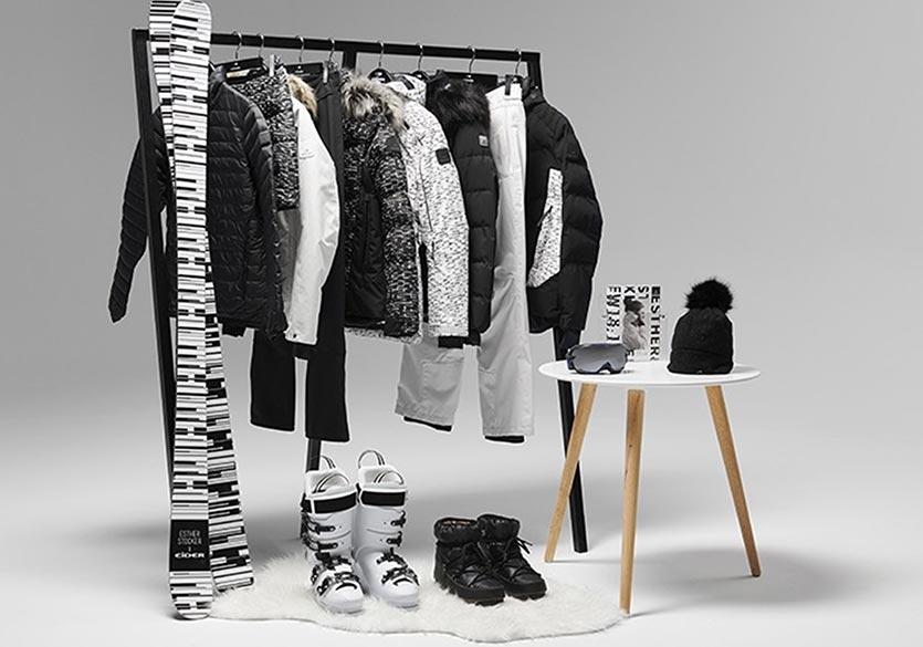 Collection Contrast : fruit de la collaboration entre Eider et Esther Stocker